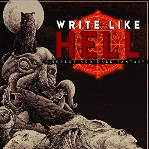 Write Like Hell Titelbild