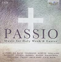 Passio - Music for Holy Week & Easter (25CD)