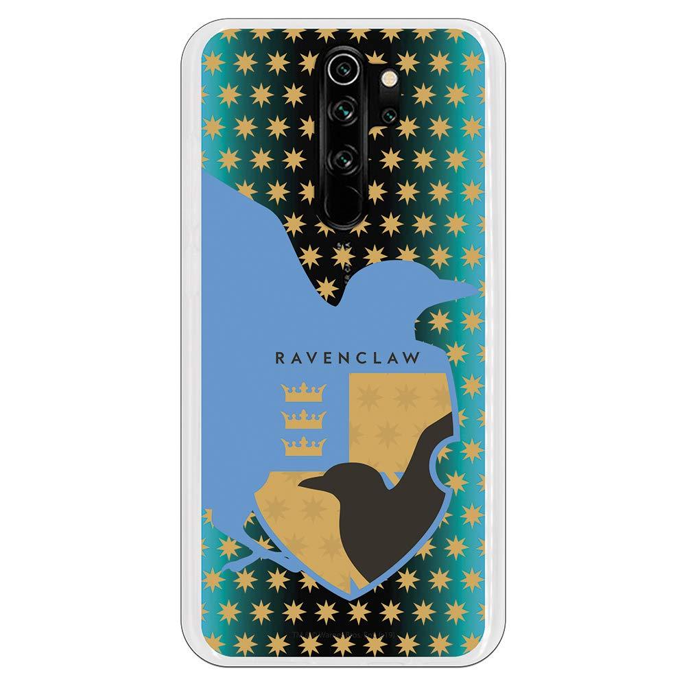 Funda para Xiaomi Redmi Note 8 Pro Oficial de Harry Potter Ravenclaw Escudo Silueta para Proteger tu móvil. Carcasa para Xiaomi de Silicona Flexible con Licencia Oficial de Harry Potter.: Amazon.es: Electrónica