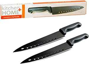 Kitchen + Home Non Stick Sushi Knife – 8 inch Stainless Steel Non Stick..