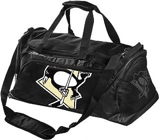 FOCO NHL Unisex Locker Room Collection Duffle Bag -