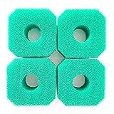 Swimming Pool Filter Foam Sponge, for V1 S1 Reusable Washable Hot Tub Filter Pool Filter Foam Sponge Cartridge (1-Pack)