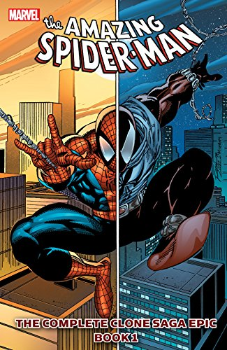 Spider-Man: The Complete Clone Saga Epic - Book One (English Edition)