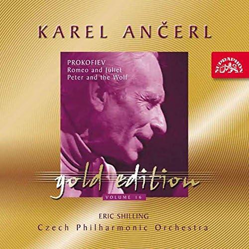Eric Shilling, Karel Ančerl, Czech Philharmonic