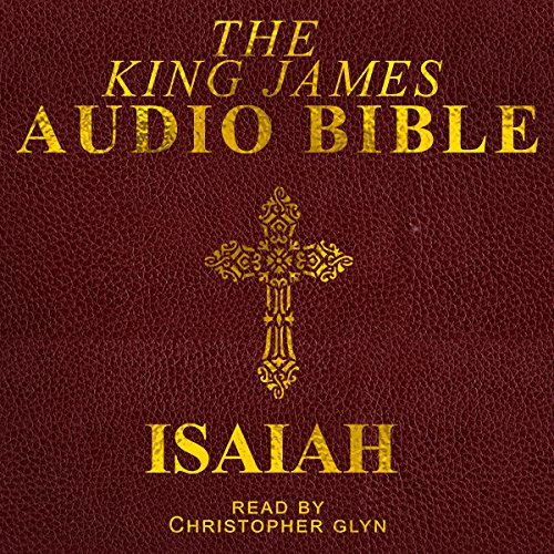 Isaiah audiobook cover art