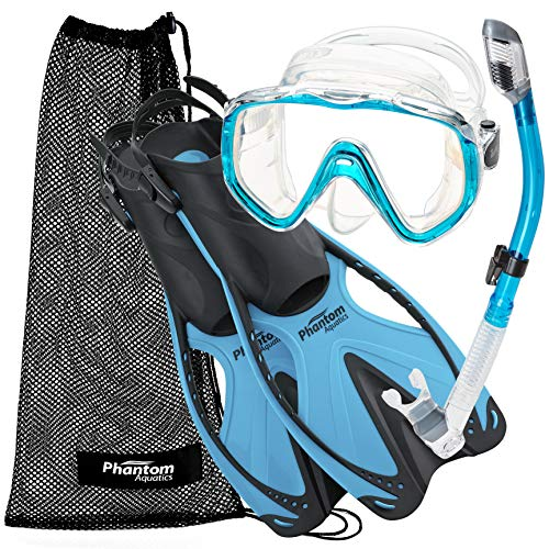 Phantom Aquatics Snorkeling Set