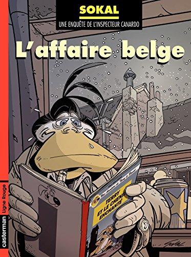 Canardo (Tome 15) - L'affaire belge