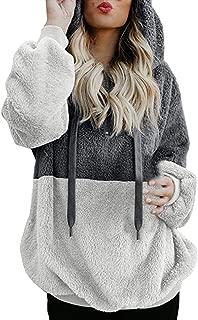 Clearance Forthery Women Hoodie Sweatshirt Long Sleeve Warm Winter Coat Jacket Outwear