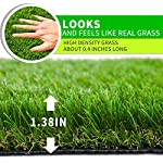 ayoha-4-x-6-24-square-ft-artificial-grass-realistic-fake-grass-deluxe-synthetic-turf-thick-lawn-pet-turf-indooroutdoor-landscape-easy-to-clean-with-drain-holes-non-toxic-high-density-35mm