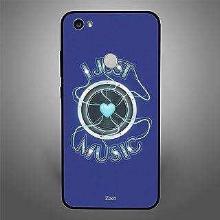 Xiaomi Redmi Note 5A I just love Music, Zoot Designer Phone Covers