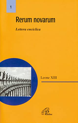Books By Leone Xiii_rerum Novarum Lettera Enciclica ...