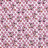 Chatham Glynn Mickey & Minnie Mouse Stoffe – CG15 – 0,5