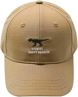 CUNYI قبعة بيسبول قطنية للأطفال الأولاد والبنات قبعات قابلة للتعديل