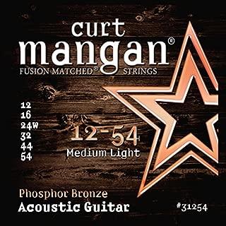 Best curt mangan acoustic strings Reviews