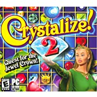 Crystalize 2: Quest for the Crown Jewel (Jewel Case) (輸入版)