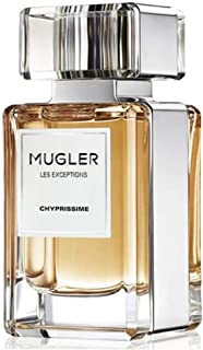 Thierry Mugler Les Exceptions Chyprissime For Unisex EDP Spray, 80 ml