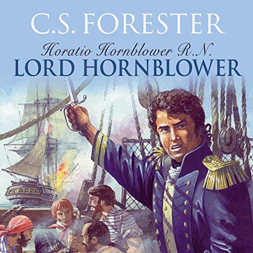 Lord Hornblower cover art