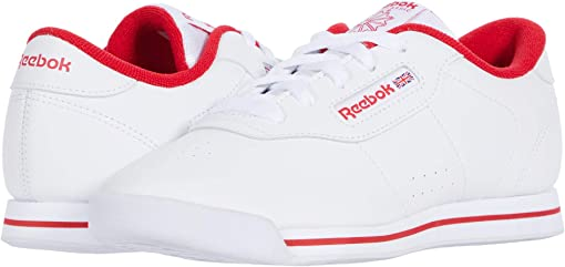 White/White/Vector Red