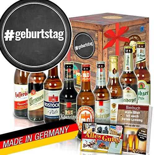 geburtstag ++ DDR Bier Geschenk ++ Geburtstags Geschenkset