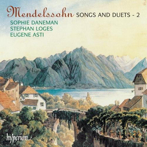 Felix Mendelssohn Bartholdy: Songs and Duets Vol.2