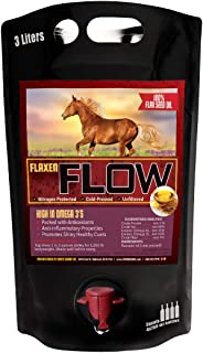 Horse Guard Flaxen- Flow 100% Flax Seed Oil