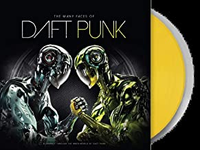 The Many Faces Of Daft Punk / Various (Ltd 180gm Colored GatefoldVinyl)