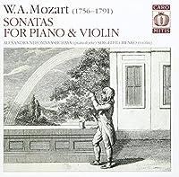 Sonatas for Violin & Clavier