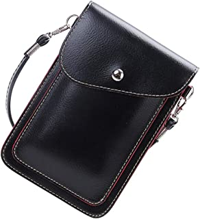 1 Pc per Coins Pouches Large Purses Premium Soft Leather Functional Great Capacity Clutch Bag