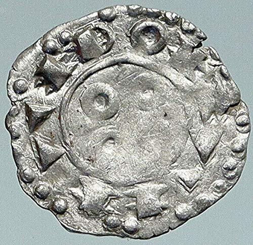 1100 FR 1100-1200 FRANCE Melgueil Maguelonne ANTIQUE AR D coin Good Uncertified