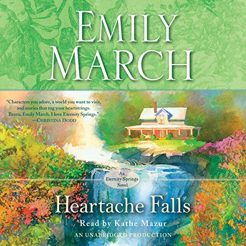 Heartache Falls audiobook cover art