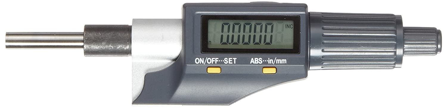 Fowler 54-220-777-1 Los Angeles Mall Xtra-Value II Electronic Tr Head Classic Micrometer