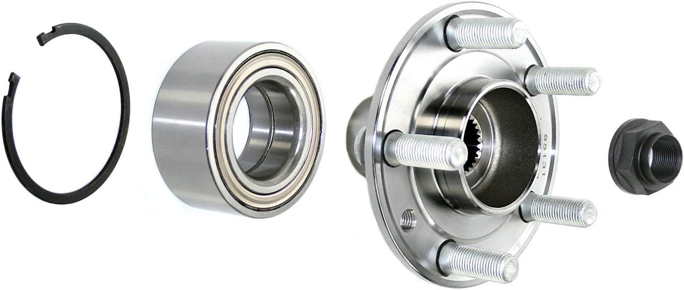 Max 54% OFF New Shipping Free Shipping DuraGo 29596143 Rear Wheel Pack Hub Kit 1
