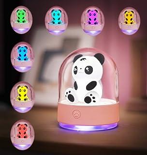 Cute Kids Night Light, Girl Baby Night Lights Battery...