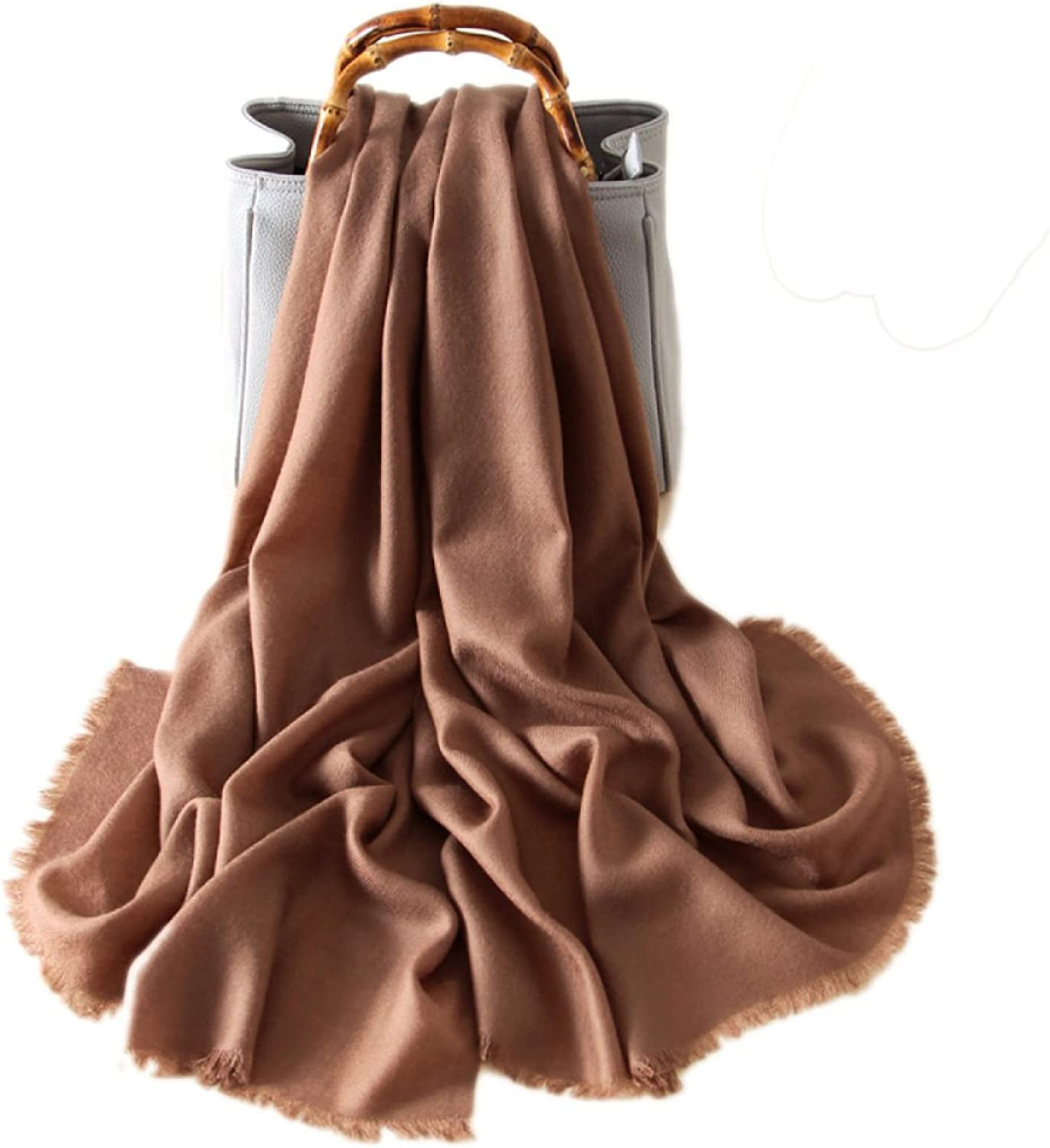 Woman Spring And Autumn Shawl Warm Scarf Thickened 14 colors,14OneSize