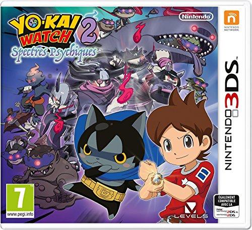 Yo-Kai Watch 2 : Spectres Psychiques - Nintendo 3DS [Importación francesa]