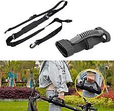 DRAGON SLAY axelrem och bärhandtag set (2 st) för hopfällbara elektriska cyklar och skotrar, 1,5–2 m, halkfri för ES1/ES2/...