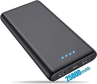 VOOE Batería Externa 25800mAh Versión Mejorada Power Bank