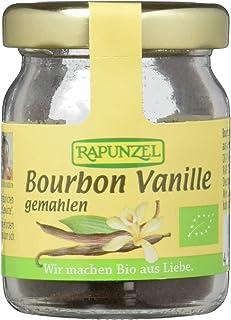 Rapunzel Vanillepulver Bourbon HIH, 1er Pack 1 x 15 g - Bio