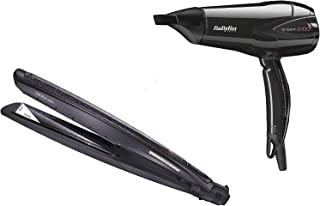 BaByliss BABST327+D322 Straightener & Dryer 1