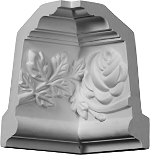 Ekena Millwork MIC02X05RO  3 3/4-Inch P x 5 1/2-Inch H Inside Corner for Molding MLD05X02X06RO