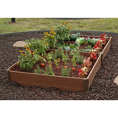 Greenland Gardener Raised Bed Garden Kit - 42' x...