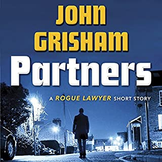 Partners audiobook cover art