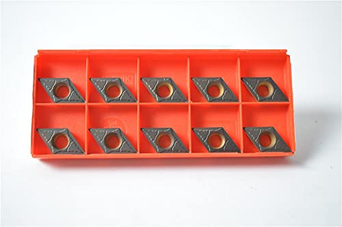 new arrival 10PCS DCMT 32.51-PM 4225 / DCMT 11T304-PM 4225 discount Milling Carbide Cutting Inserts For CNC Lathe Turing Tool high quality Holder Boring Bar outlet online sale