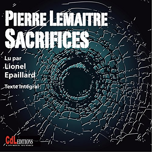Sacrifices audiobook cover art