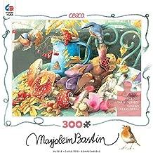 Ceaco-300 Piece Marjolein Bastin: Fall's Bounty Jigsaw Puzzle