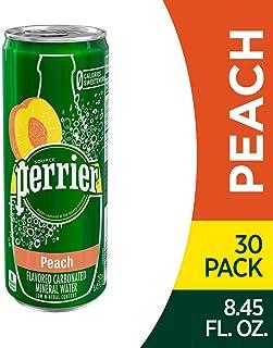 PERRIER 闪发光矿物水 8.45 Fl. Oz (Pack of 30)