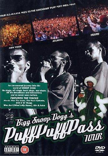Snoop Dogg - Puff Puff Pass Tour [DVD]