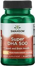 Swanson Super Dha 500 from Calamari 30 Sgels