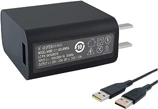 EBKK 40W Yoga AC Adapter Charger for Lenovo Yoga 3 Pro 1370 11 14 Pro Yoga 900 Yoga 700 11 13 14 IdeaPad-Miix 700 700-12ISK Pro ADL40WDB ADL40WCC ADL40WDA ADL40WLC with 6.6Ft Power Cord