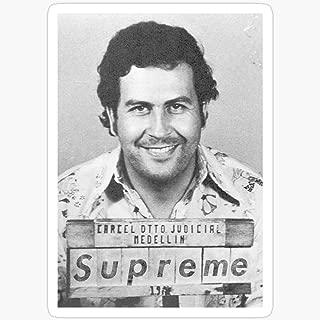 Deangelo Pablo Escobar Supreme Stickers (3 Pcs/Pack)